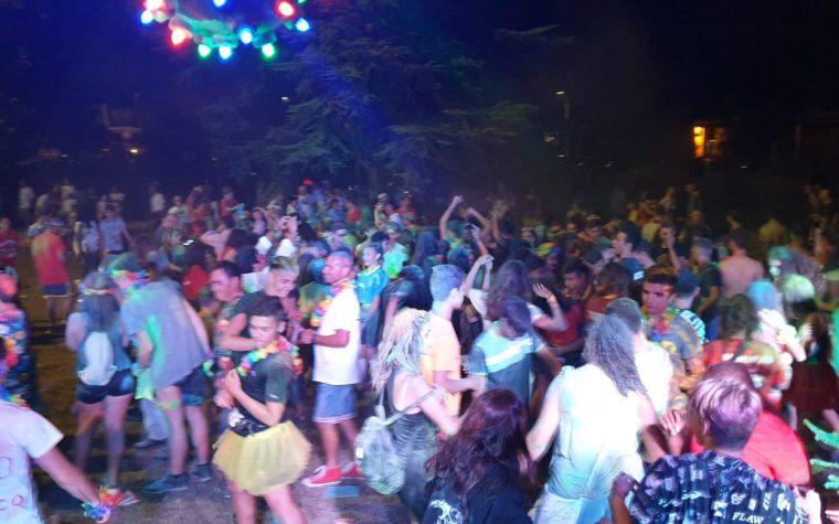 Grande successo del primo Carnevale Estivo Nepesino e grande risultato del Festival dei colori.