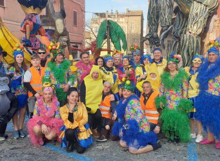 I Cappellacci al Carnevale di Campagnano 2020.