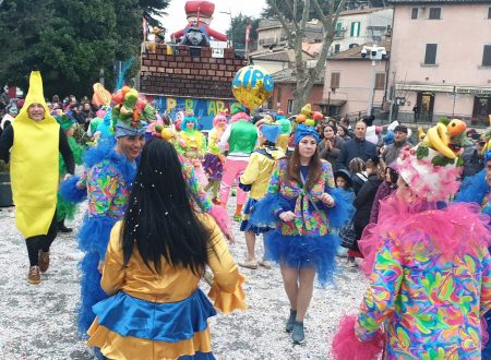 Carnevale Campagnanese 2020.