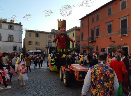 Grande successo per il terzo Carnevale dei Bambini.