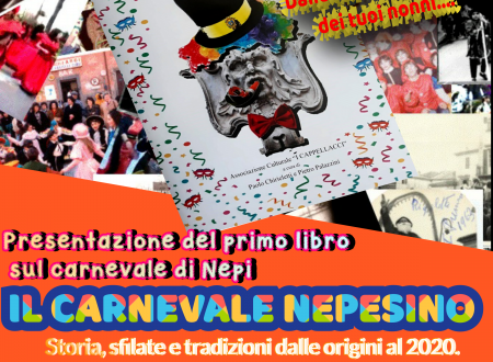 Presentazione libro sul Carnevale Nepesino.