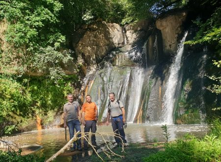 I Cappellacci ed Esplora Tuscia alla scoperta dei paesaggi naturali.