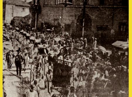 Proiezione video storico San Romano e San Tolomeo
