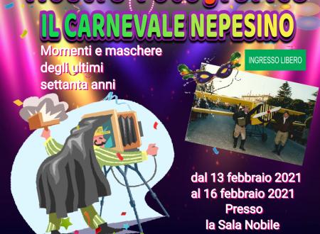 """Mostra fotografica sul """"Carnevale Nepesino""""."""